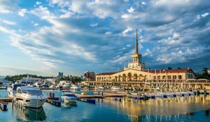 Пятизвездочные пансионаты для проживания и отдыха в Сочи