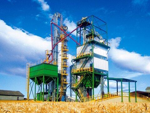 Хранение и переработка зерновых культур